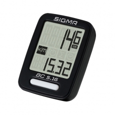 Sigma BC 5.16 Fahrradcomputer kabelgebunden