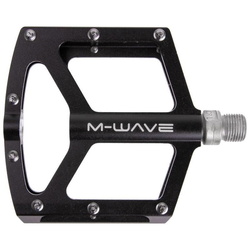 Aluminiumk/örper, M-Wave Freedom at Plattform-Pedal