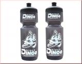BDCP 2er Trinkflaschen Set Black Dingo 750 ml Rauch