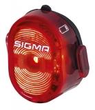 SIGMA LED-Rückleuchte Nugget II schwarz Micro-USB Ladefunktion