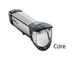 B&M Ixon Core Batterie-Frontlampe 50 Lux, LED, Akku+USB