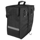 BDCP Seitentasche Links schwarz/silber Volumen: ca. 18Liter