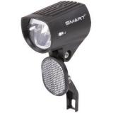 Smart D&E E-Bike Dynamoscheinwerfer 1 LED, DC 6-48V, 30 Lux mit StVZO