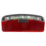 Anlun Dynamo-Gepäckträgerrücklicht 1 LED 80mm