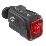 M-Wave Akku-Rücklicht Helios K 1.1 USB mit 1x LED und Lithium-Akku mit StVZO