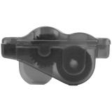 Ventura Kettenreinigungsgerät Chaincuzzi 3 Bürsten-System schwarz - transparent