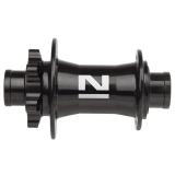 Novatec DH61SB-HL Vorderradnabe 36 Loch Disk 6-Loch 110mm sz für 20mm Steckachse