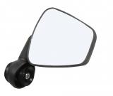 Zefal 'Dooback 2' rechts Fahrradspiegel schwarz für Lenker Innenklemmung