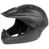 M-Wave All in 1 Integralhelm/Downhill Helm Gr.L (58-61) matt schwarz