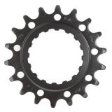 KMC Ritzel 1/8'' für Bosch E-Bikemotoren 18 Zähne Chromoly schwarz Nabenschaltung